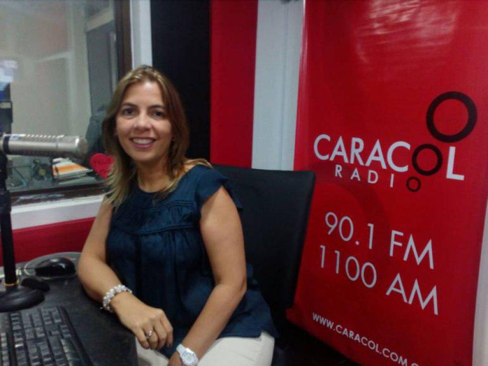 Diana Peláez | Directora de la Fundación Tiempo Feliz, en Barranquilla, la cual fue reconocida internacionalmente por su trabajo con lo niñez.