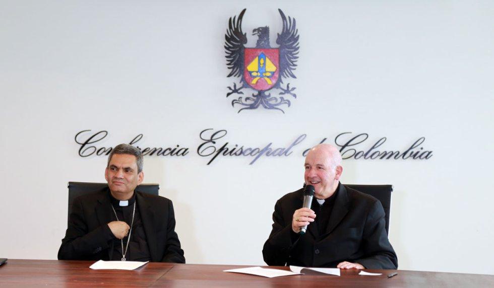 Monseñor Víctor Manuel Ochoa | La iglesia encabezada por él fue quien asumió toda la atención humanitaria a los miles de venezolanos en la frontera.