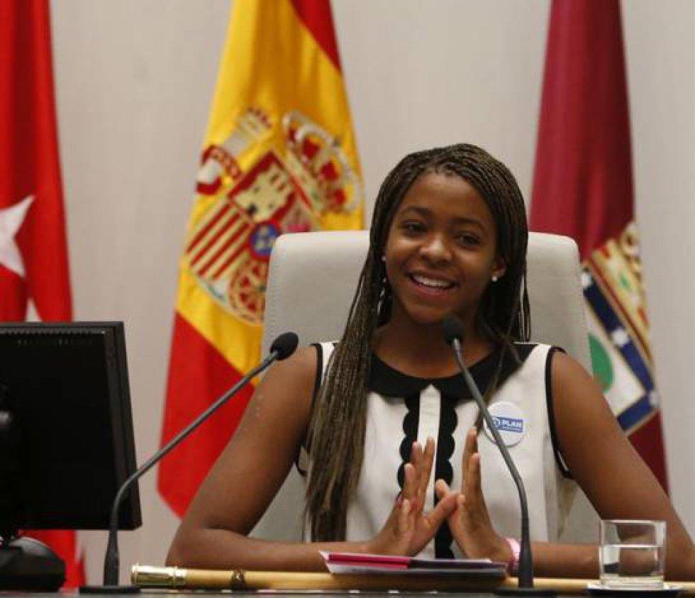Yadis Xiomara Chocó | La juventud al poder. Nacida hace 16 años en Buenos Aires, Cauca, este año fue nominada al premio internacional de la paz infantil.