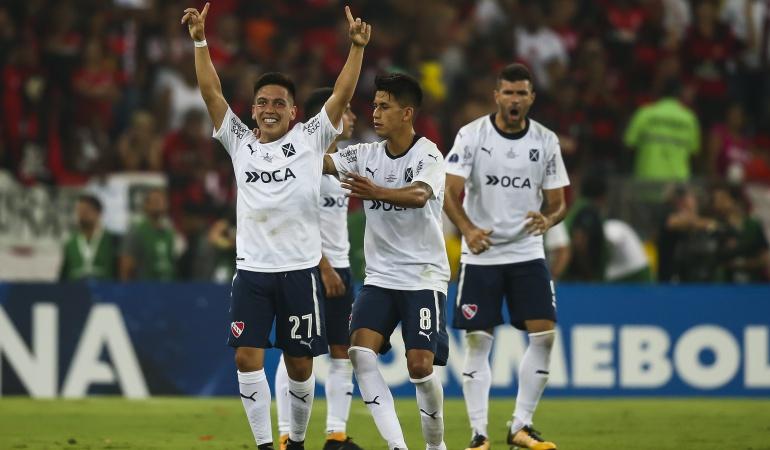 Independiente campeón Copa Sudamericana: Independiente derrotó al Flamengo de Rueda y se coronó campeón de la Sudamericana