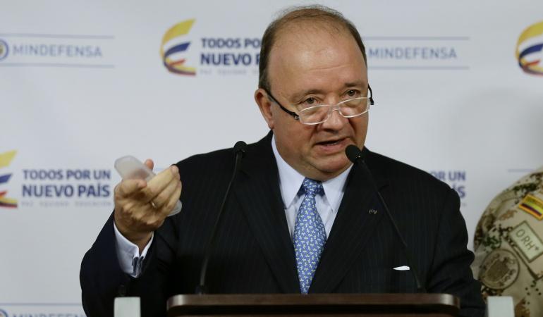 Incursión del ejército venezolano a Colombia: Cancillería será quien investigue supuesta incursión de militares venezolanos en Arauca: MinDefensa