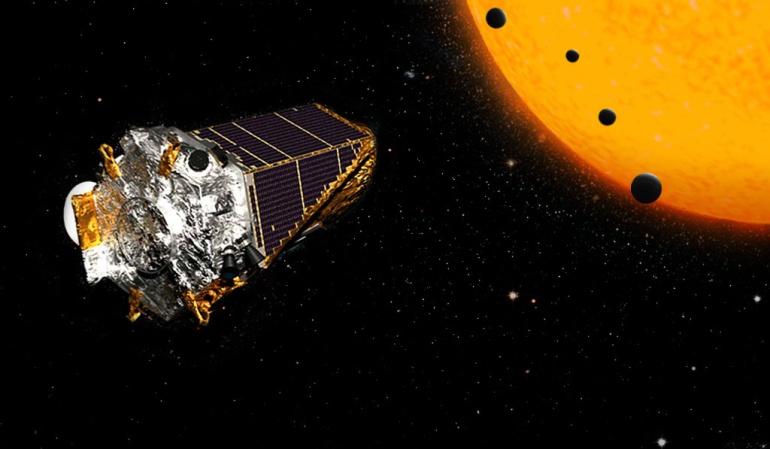 Sistema solar NASA: La NASA descubre el Kepler-90, el sistema solar más parecido al de la Tierra