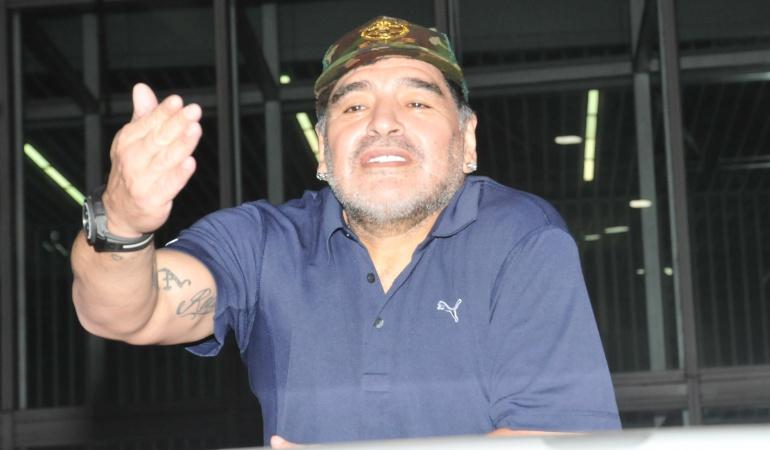 Real Madrid Maradona: El Real Madrid no está jugando bien, para nada: Diego Maradona