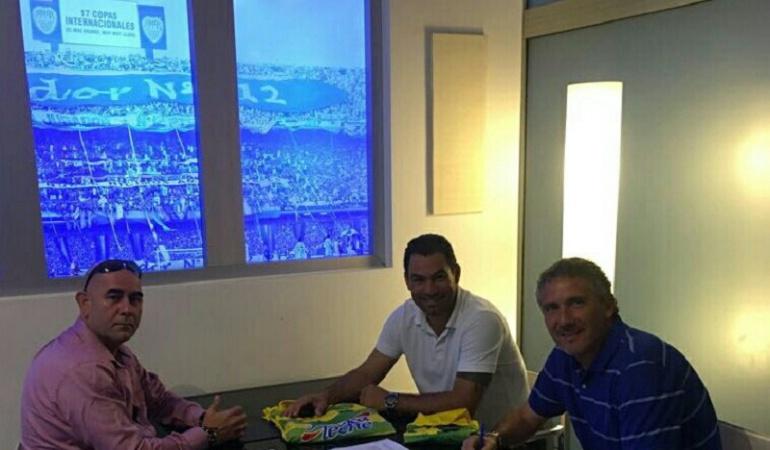 Diego Sebastián Cagna, nuevo técnico del Bucaramanga