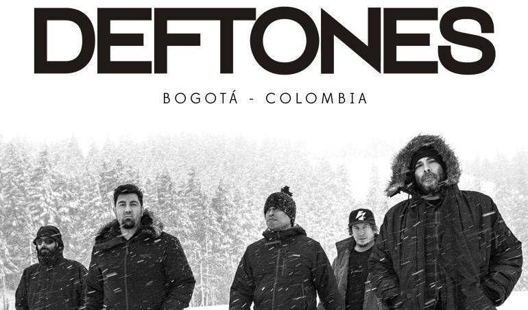 La banda norteamericana, Deftones