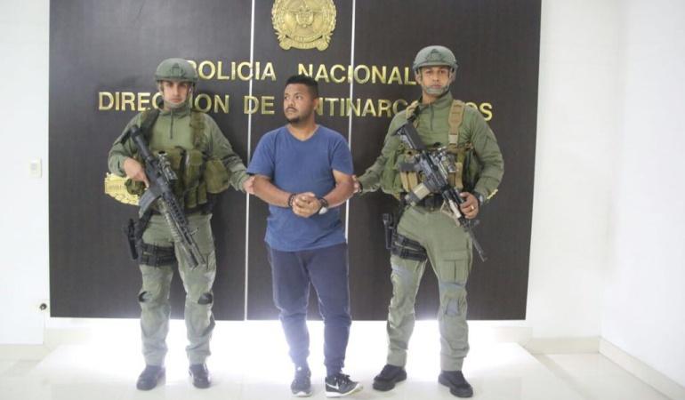 Clan del Golfo: Entregan a autoridades panameñas a 'Dago'