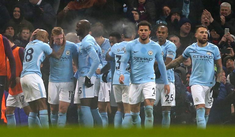 Manchester City: Manchester City se acerca al título, ganan Arsenal y Chelsea