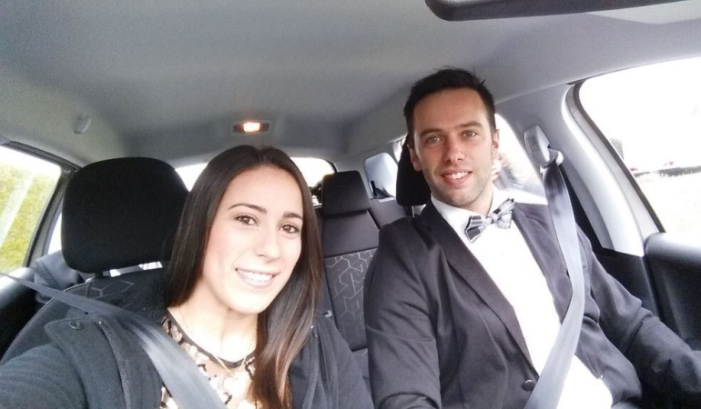 Matrimonio De Mariana Pajon : Matrimonio entre mariana pajón y vincent pelluard llegó