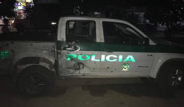 Subcomandante de la Policía de Guaviare, herido tras atentado