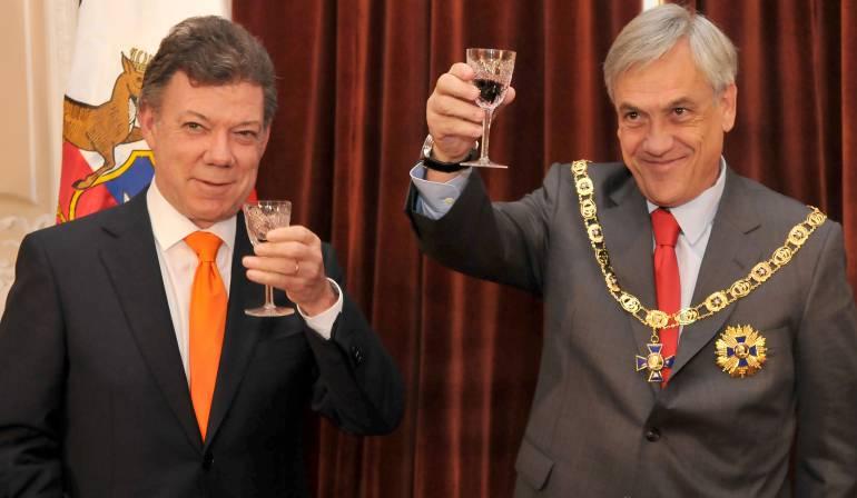 Triunfo de Piñera en Chile: Gobierno colombiano felicitó a Sebastián Piñera