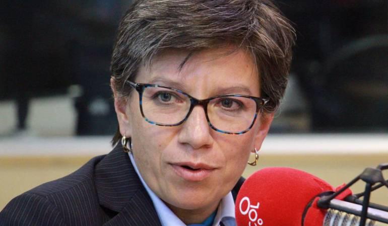 Demanda para que Cláudia López pierda su posición como senadora del partido Verde: Admiten demanda de pérdida de investidura contra Claudia López