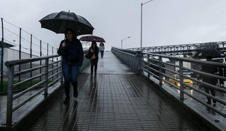 El Fenómeno de la Niña Colombia: El Fenómeno de la Niña ha asustado dos veces a Colombia
