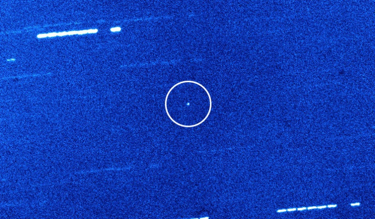 "Nuevos datos sobre ""Oumuama"", el primer objeto interestelar que nos visitó"