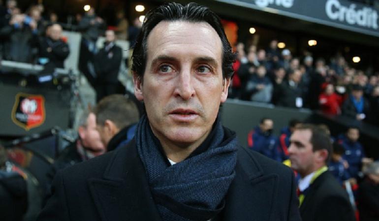 Paris Saint Germain Unai Emery: El PSG apoya a Emery pero no garantiza su continuidad el próximo año
