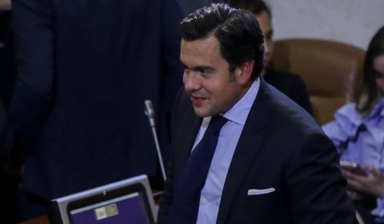 Presidente de la Cámara de Representantes acudirá al a CIDH por tema de las circunscripciones de paz: Rodrigo Lara acudirá a CIDH por las curules de víctimas