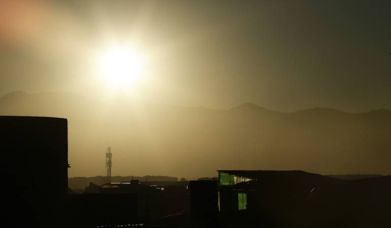 Ideam alerta de heladas, incendios forestales y radiación solar en el país