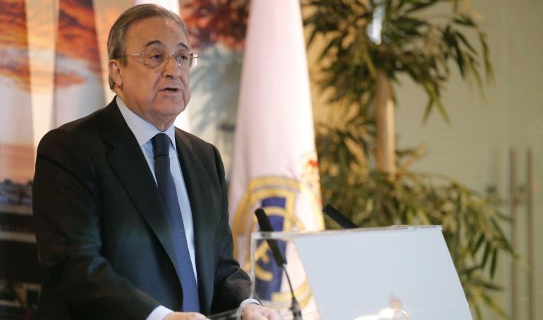 Fútbol español: Real Madrid tuvo un año espectacular con cinco títulos: Florentino Pérez