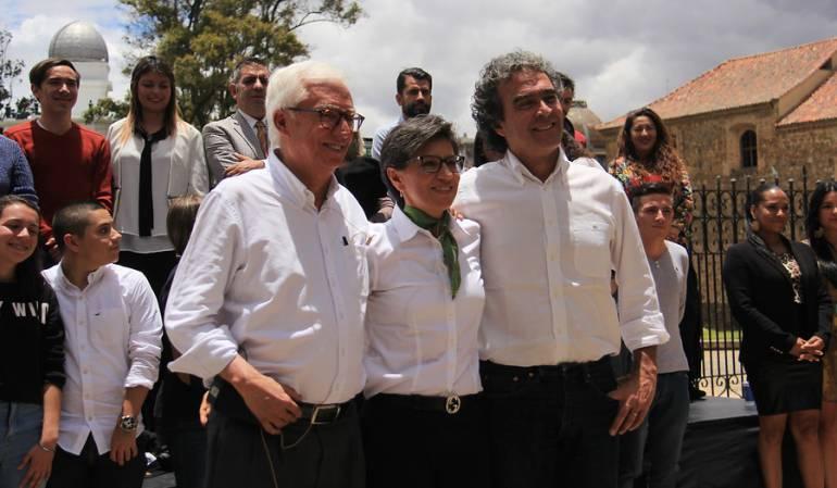 elecciones presidenciales 2018: Fajardo y la Coalición Colombia presentan sus propuestas de gobierno