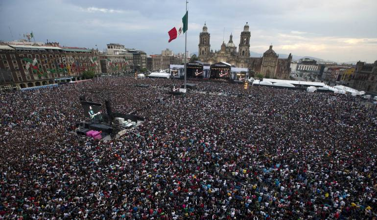 Desastres naturales unieron a artistas latinos en 2017