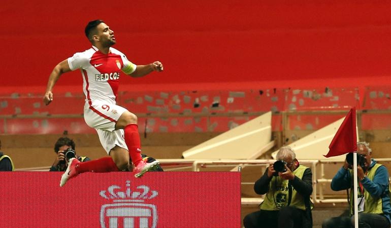 Falcao 37 goles 2017: 'El año del Tigre': Falcao anotó 37 goles durante el 2017