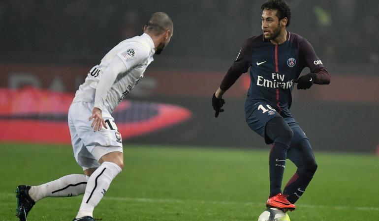 Neymar confía en triunfo del PSG sobre el Real Madrid en Champions