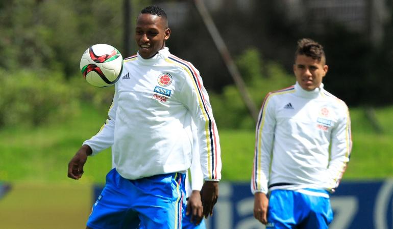 Selección Colombia: Iremos a Rusia a tratar de hacer un mejor papel que hace cuatro años: Mina