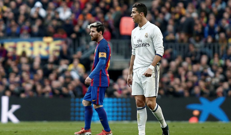 Clásico Cristiano Ronaldo Messi goleador 2017: Clásico aparte: Cristiano Vs. Messi, lucha por convertirse en el goleador de 2017