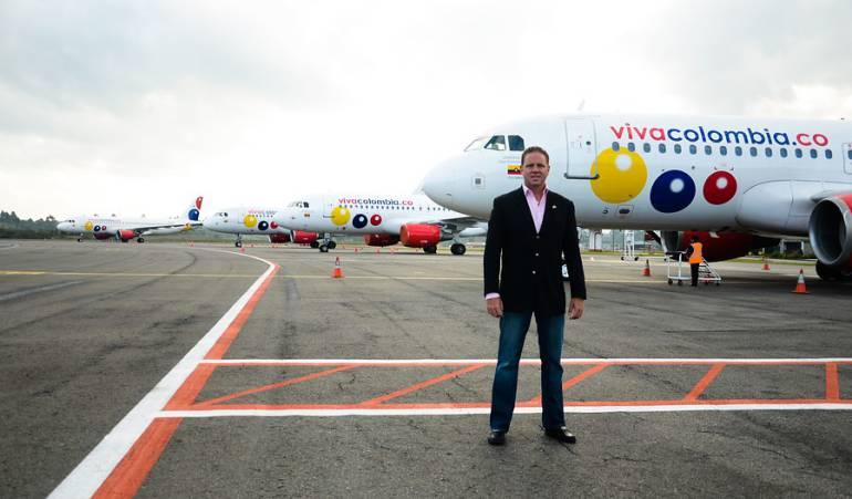 VivaColombia 7 de las 50 aeronaves A320: VivaColombia anuncia que en el 2018 llegarán 7 de las 50 aeronaves A320 que adquirió