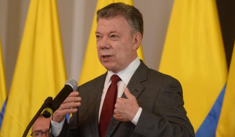 Implementación del proceso de paz: Santos ordena a todas las entidades priorizar la reincorporación de los ex-Farc