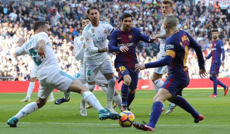 Andrés Iniesta Real Madrid Barcelona: Al Real Madrid no le descartaba ni antes ni ahora: Andrés Iniesta