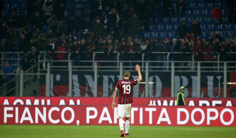 Fútbol italiano: ¿Inversión fallida? El Milan vuelve a caer y se aleja del título en Italia