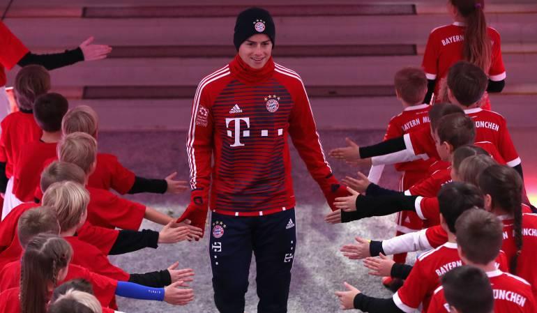 Bayern venció al Dortmund y pasó a cuartos