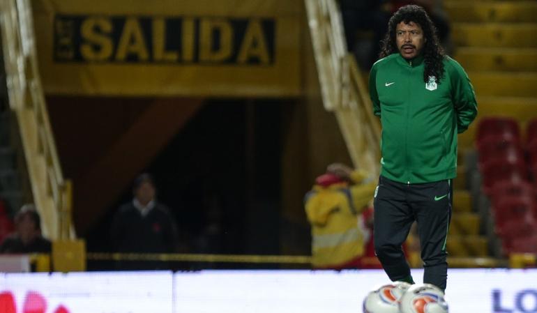 René Higuita entrenador arqueros Atlético Nacional: René Higuita continuará como entrenador de arqueros de Atlético Nacional