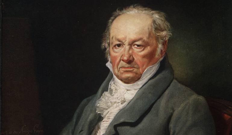 Acta de defunción de Goya, lo más compartido del archivo digital del Prado