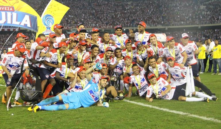 Junior Copa Águila: Junior de Barranquilla, un campeón con autoridad de la Copa Águila