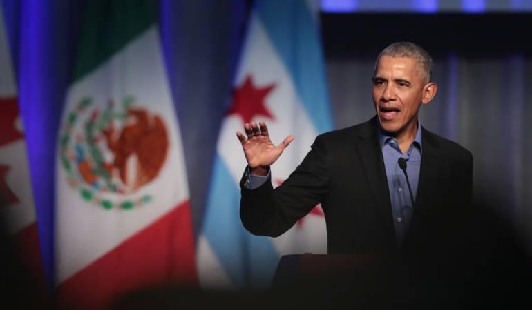 Barack Obama advierte sobre el peligro de Internet