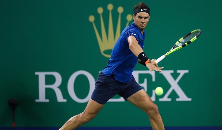 Tenis: Rafael Nadal no jugará el torneo de Brisbane