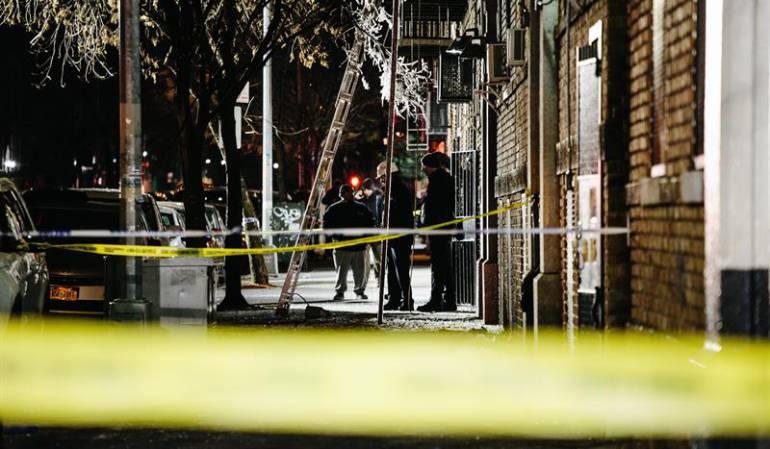 Nueva York Incendio: Incendio en Nueva York fue generado por un niño jugando con la estufa