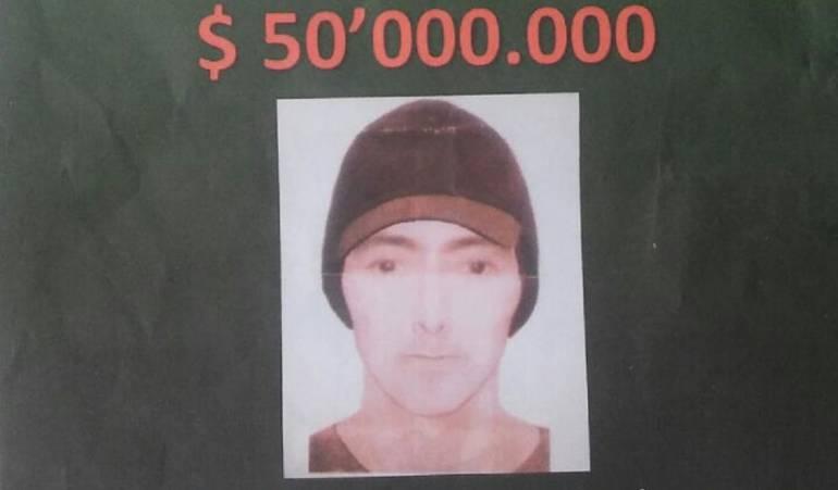 Revelan el retrato hablado del posible autor criminal de Freddy Chavarro