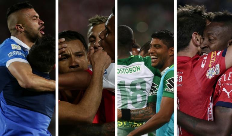 Mercado de fichajes Liga Águila: Así se mueve el mercado de fichajes de la Liga Colombiana
