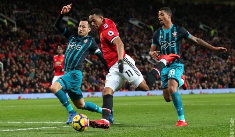 Liga inglesa: Manchester United vuelve a empatar y pierde el segundo puesto de la 'Premier'