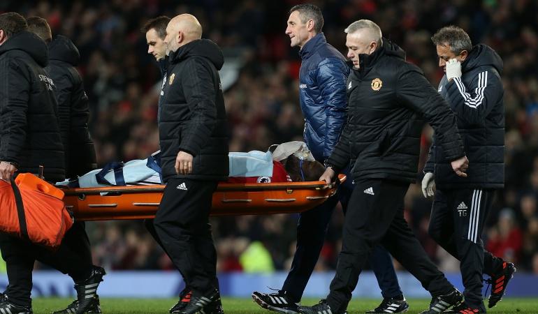 Fútbol inglés: Lukaku tendrá al menos dos semanas de baja con el Manchester United