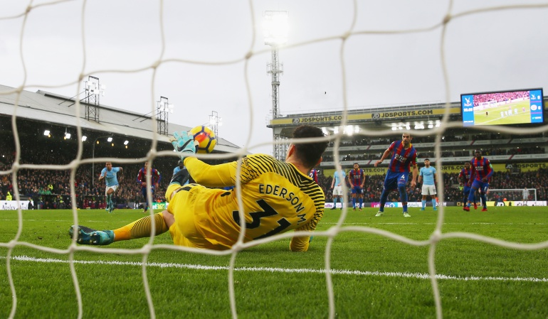 Premier league: Empate inesperado: el City iguala con el Crystal Palace en el cierre del 2017