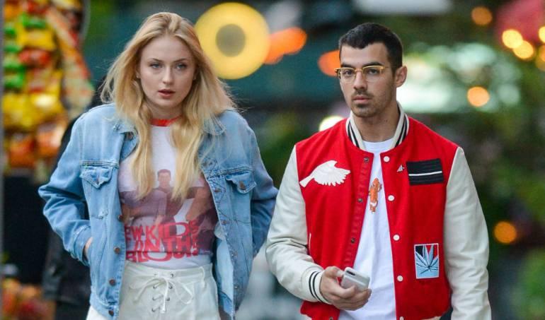 Sophie Turner y Joe Jonas: Sophie Turner y Joe Jonas, el próximo matrimonio en las celebridades