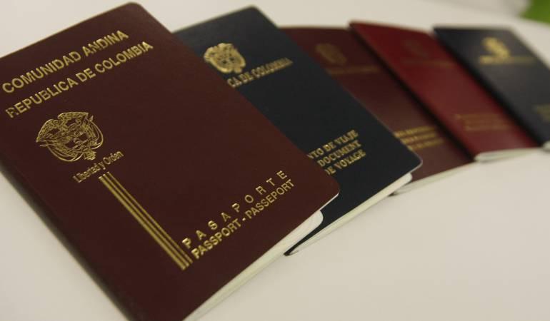 Estas son las nuevas tarifas de los pasaportes en Colombia