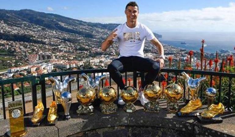cristiano Ronaldo Real Madrid: Jamás imaginé que me tomaría una foto como esta: Cristiano Ronaldo