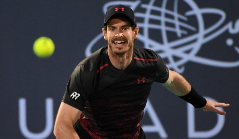 Tenis Murray: Murray se retira de Brisbane y no confirma si estará en el Abierto de Australia