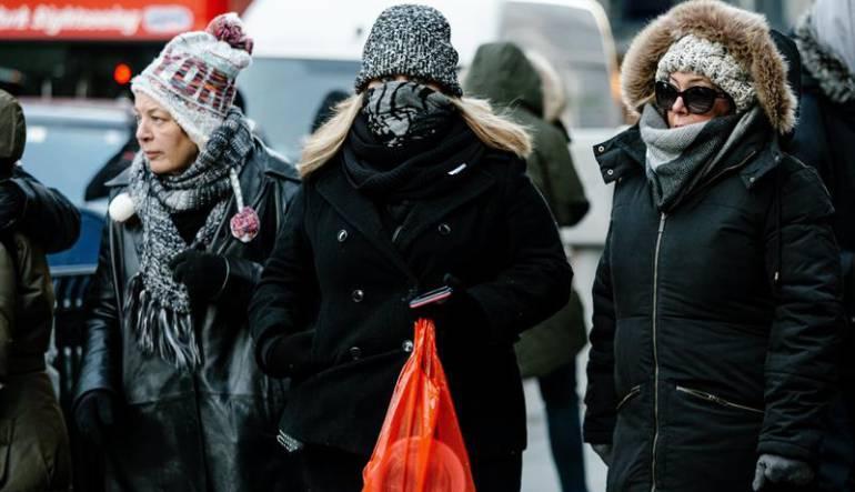 Estados Unidos ola de frío: La ola de frío deja al menos tres muertos en Estados Unidos en fin de año