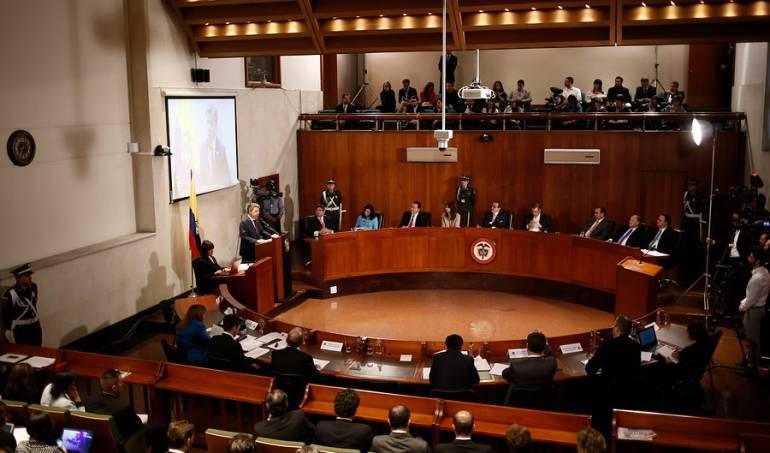 Corte Constitucional 2018: Cinco temas de paz que la Corte Constitucional discutirá en el 2018