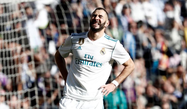 Real Madrid Copa del Rey: Benzema sigue sin entrenarse en el Madrid, que se prepara para la Copa del Rey